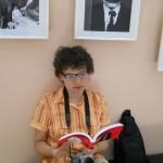 Зал размышлений, надо мной портрет Александра Николаевича Рогачева